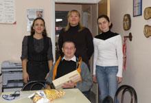 Odlazak apsolventa psihologije Josipa Friščića