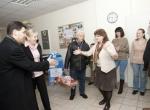 Predstavnici Grada posjetili djecu Udruge
