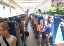 Vožnja turističkim kabrio busom ZET-a