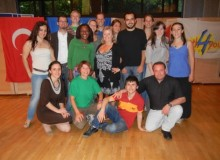 """Međunarodni seminar u Bonnu: """"Newcomers in EVS"""""""