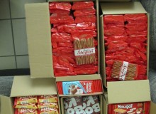 Donacija slatkiša