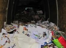 Članovi skupili 480 kg starog papira i kartona