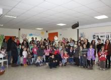 Sv. Nikola na proslavi 8. rođendana Udruge