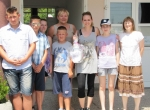 Odlazak europskog volontera