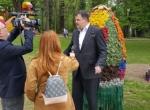 Uskrsna izložba jaja u Gradskom parku