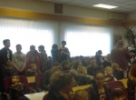 Djeca kod gradonačelnika Nenada Paniana